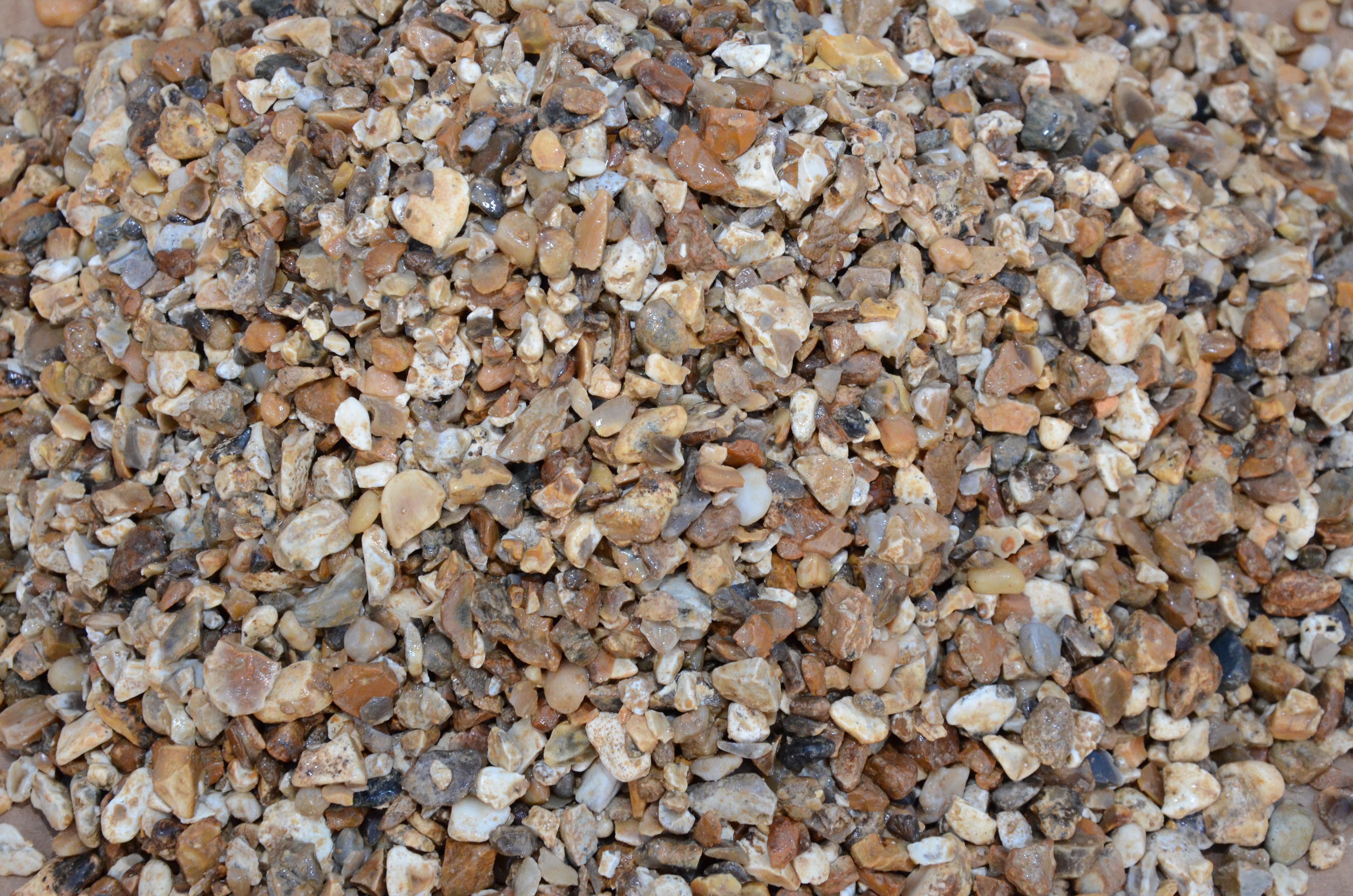 Sand And Gravel : Mm flint gravel dorset