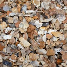 20mm Flint Gravel