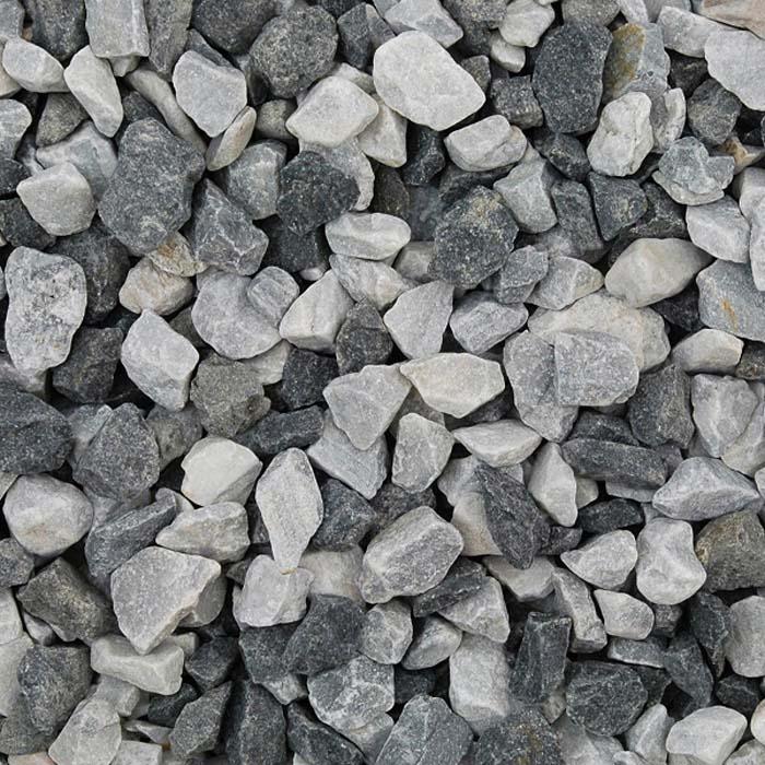 Black Decorative Stone : Black ice mm dorset