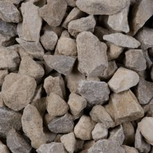 20mm Dorset Limestone Chippings