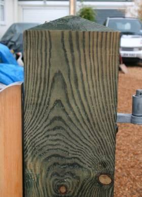 Timber-Wooden-Posts-Fencing-Post-Dorchester-Dorset