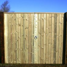 Timber-Wooden-Gates-Dorchester-Dorset