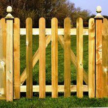 Timber-Wooden-Gate-Dorchester-Dorset