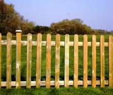 Timber-Wooden-Picket-Fencing-Dorchester-Dorset
