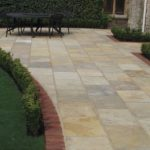TUSCAN-WEATHERED-LIMESTONE-SLABS-PAVING-PATIO-DORCHESTER-DORSET