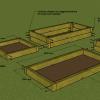 raised bed planter kit