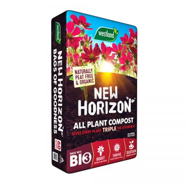 new horizon all plant compost